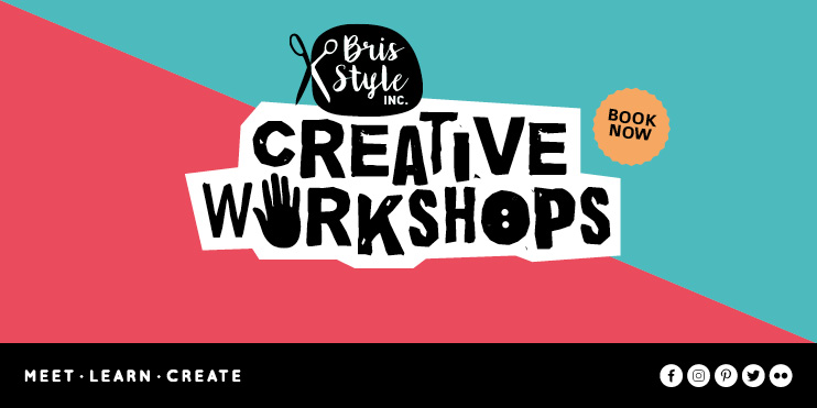 275 BrisStyle Creative Workshops Website Slide