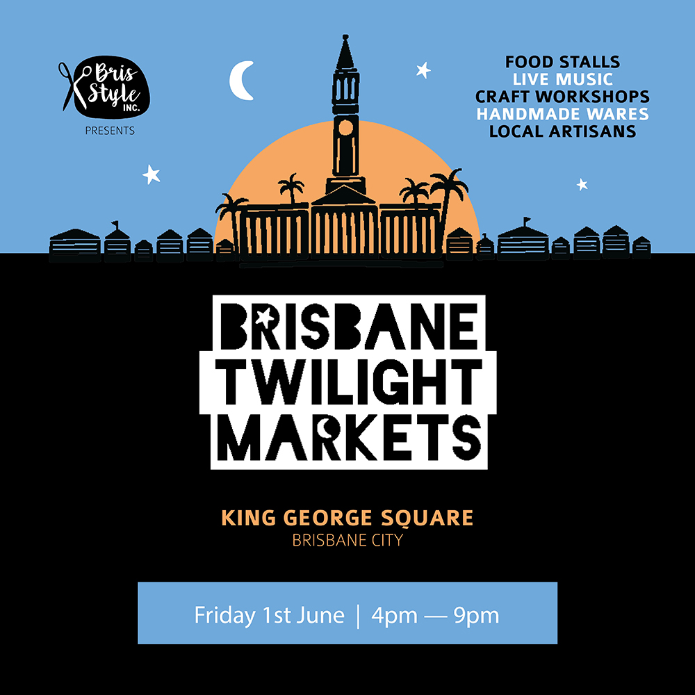 BrisStyle Twilight Market Instagram Graphics JUN